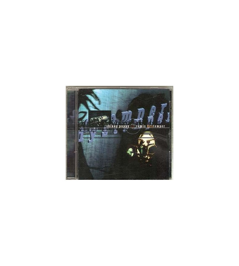 Remix dystemper (CD)