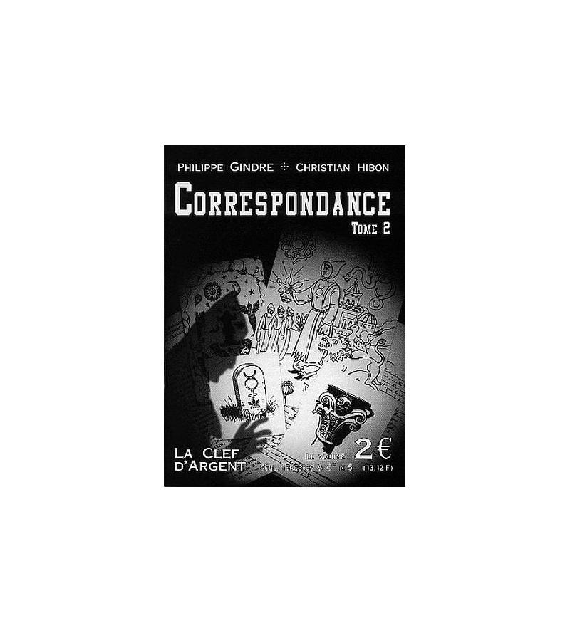 Ténèbres & cie 5 : Correspondance Tome 2