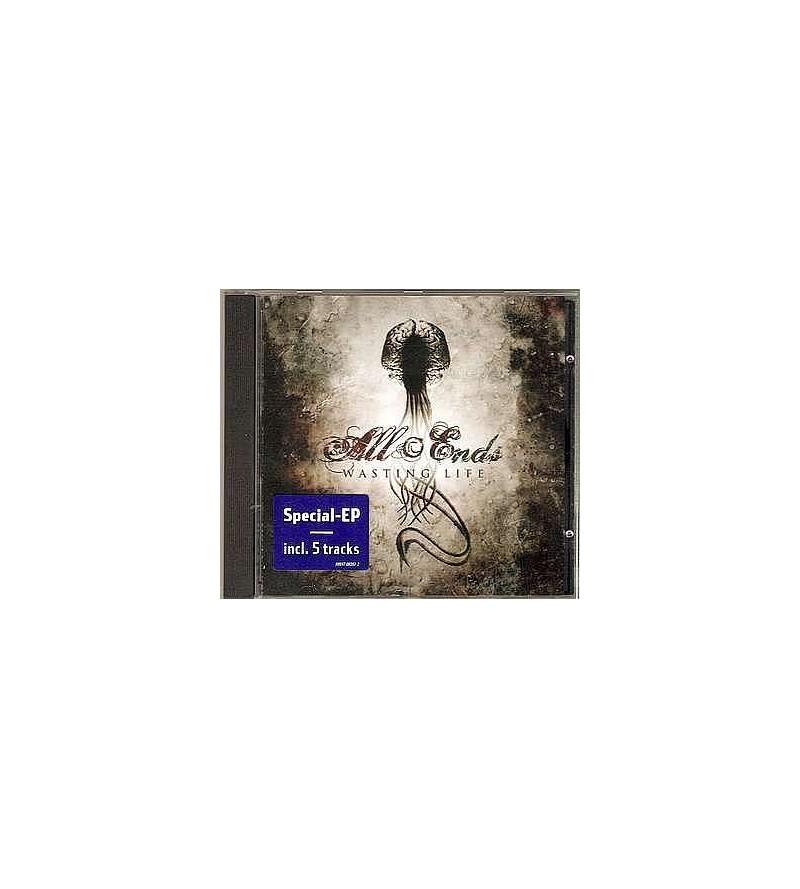 Wasting life (CD)