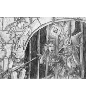 Affiche Capive fairy