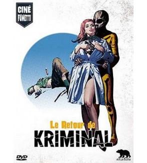 Le retour de Kriminal (DVD)