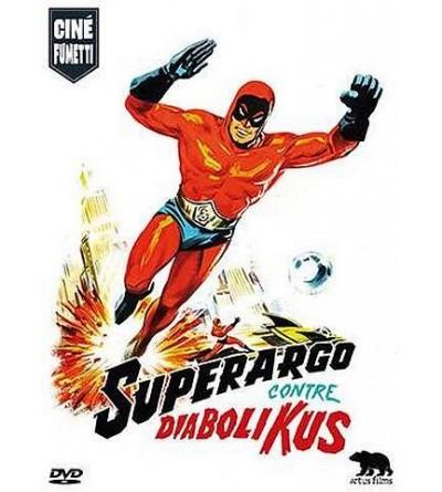 Superargo contre Diabolikus (DVD)