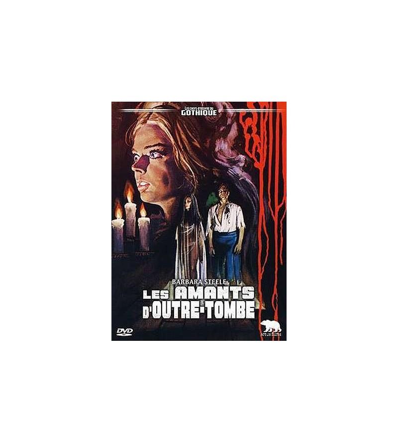 Les amants d'outre-tombe (DVD + livre)