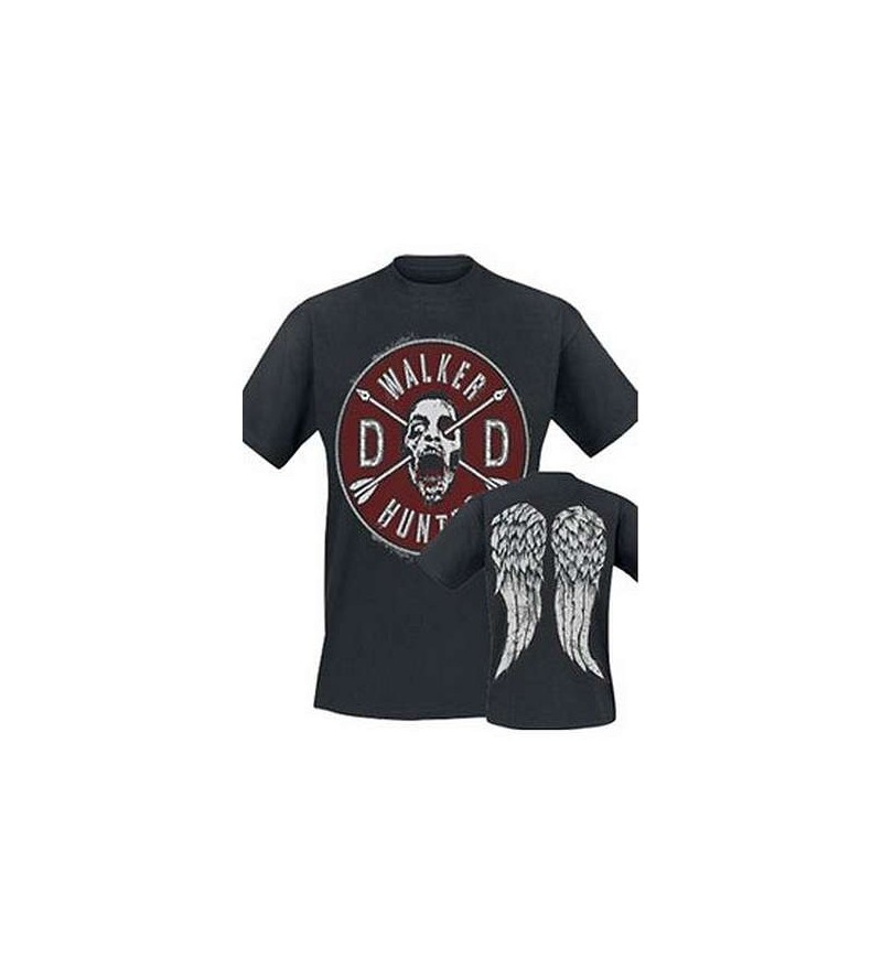 T-shirt The walking dead : Zombie arrow