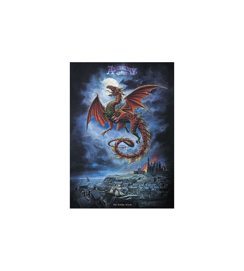 Affiche The Whitby wyrm