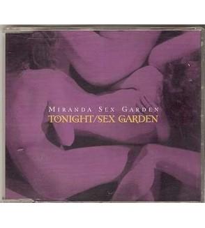 Tonight / Sex garden (CD)
