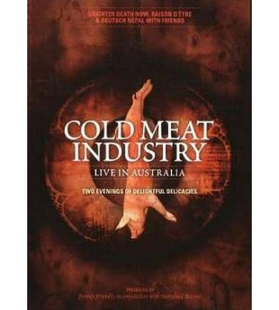 Cold meat industry live in Australia (DVD)