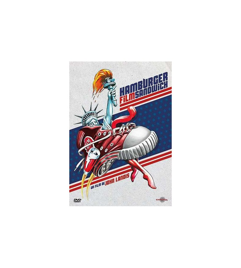 Hamburger film sandwich (DVD)