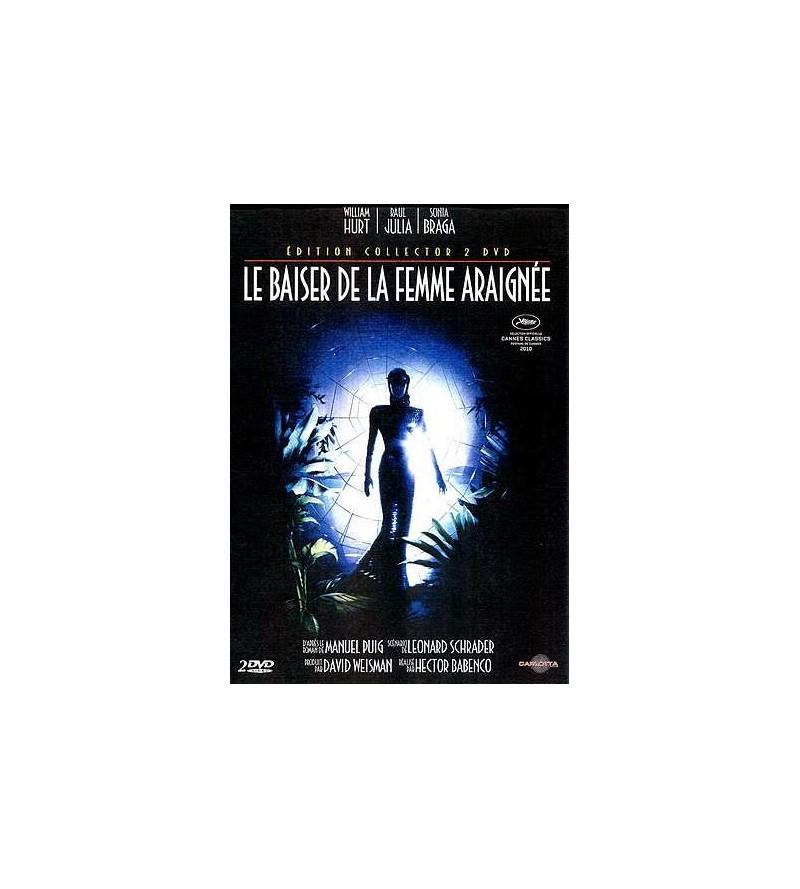 Le baiser de la femme araignée (2 DVD)