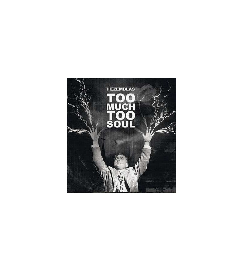 Too much too soul (12'' vinyl)