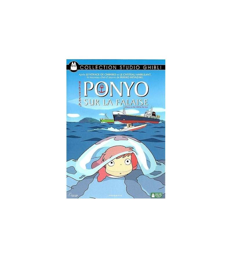 Ponyo sur la falaise (DVD)