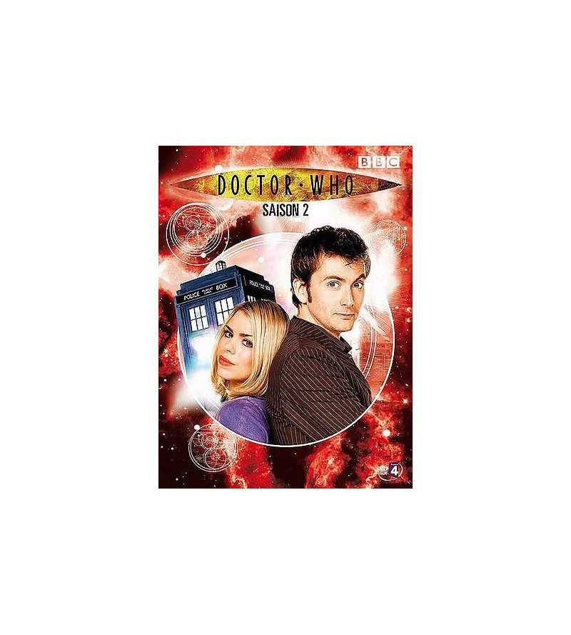 Doctor Who saison 2 (4 DVD)
