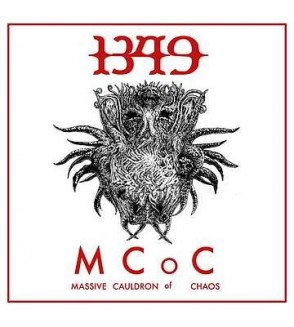 Massive cauldron of chaos (Ltd edition 12'' vinyl)