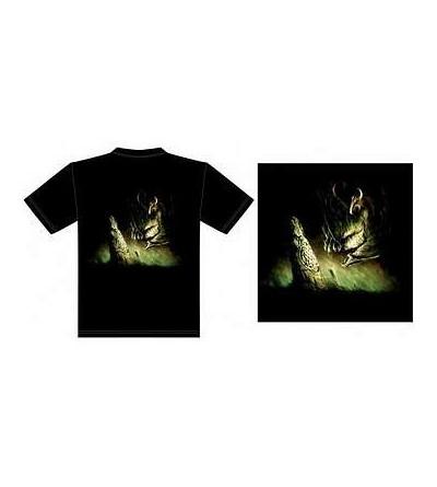 T-shirt Dragon de feu