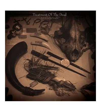 Treatment of the dead – a Cold spring sampler (CD)