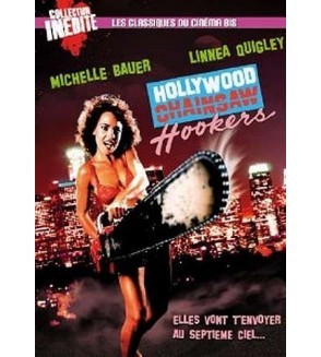 Hollywood chainsaw hookers (DVD)