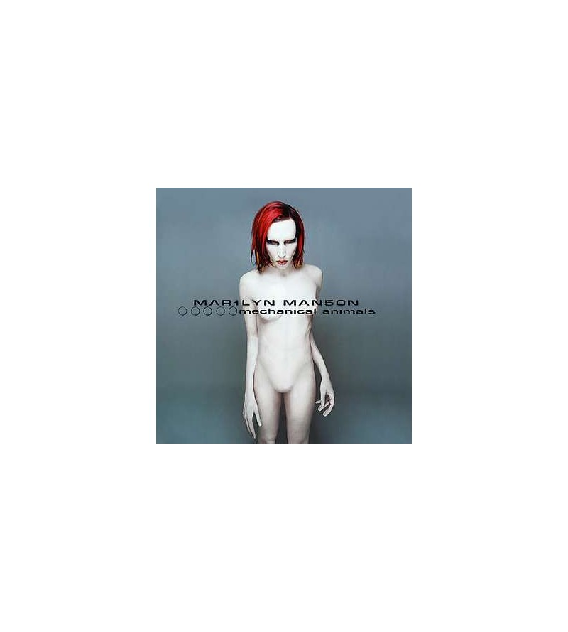 Mechanical animals (CD)