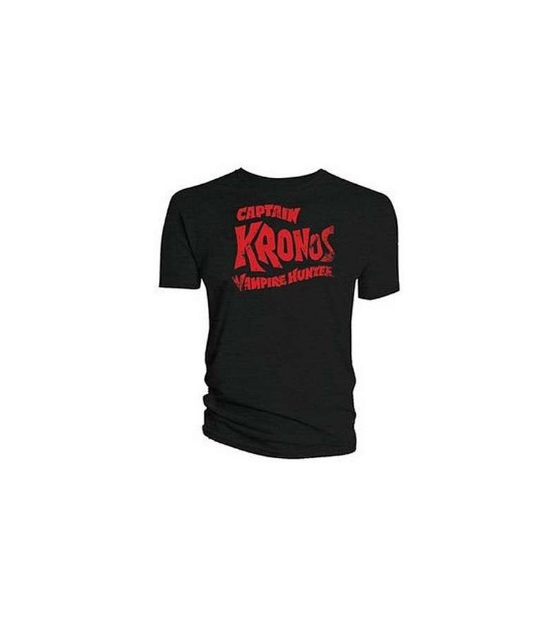 T-shirt Hammer horror : Captain Kronos vampire hunter