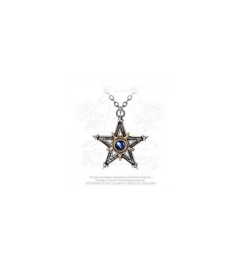 Collier Mediaeval pentacle