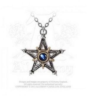 Collier Mediaeval pentacle