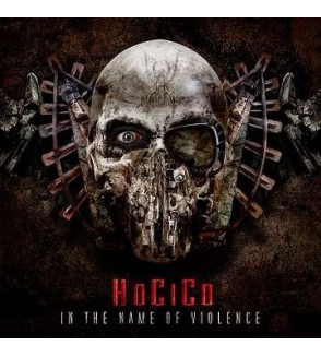 In the name of violence (Ltd edition CD)
