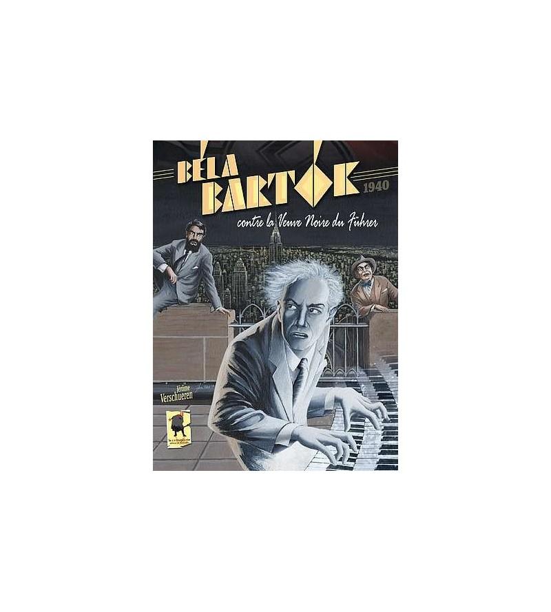 Béla Bartok contre la veuve noire du führer