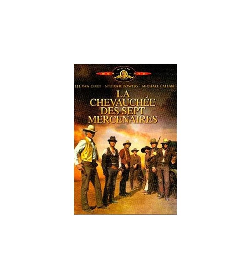 La chevauchée des sept mercenaires (DVD)