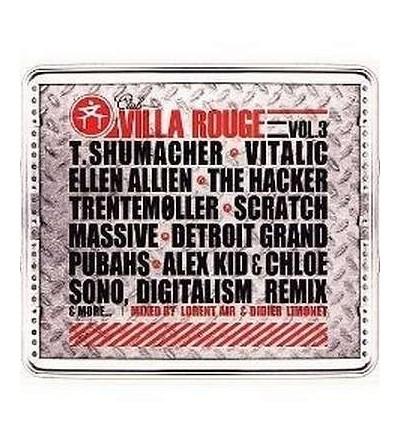 Club villa rouge vol.3 (CD)