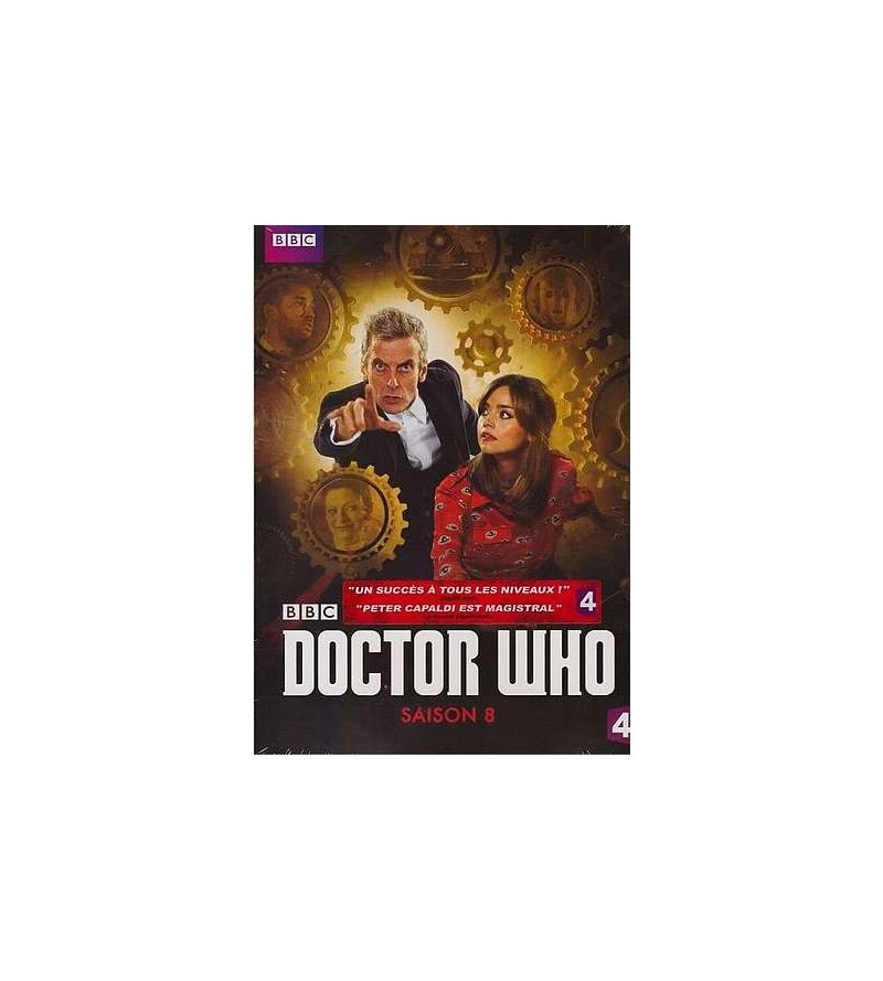 Doctor Who 8 (4 DVD)