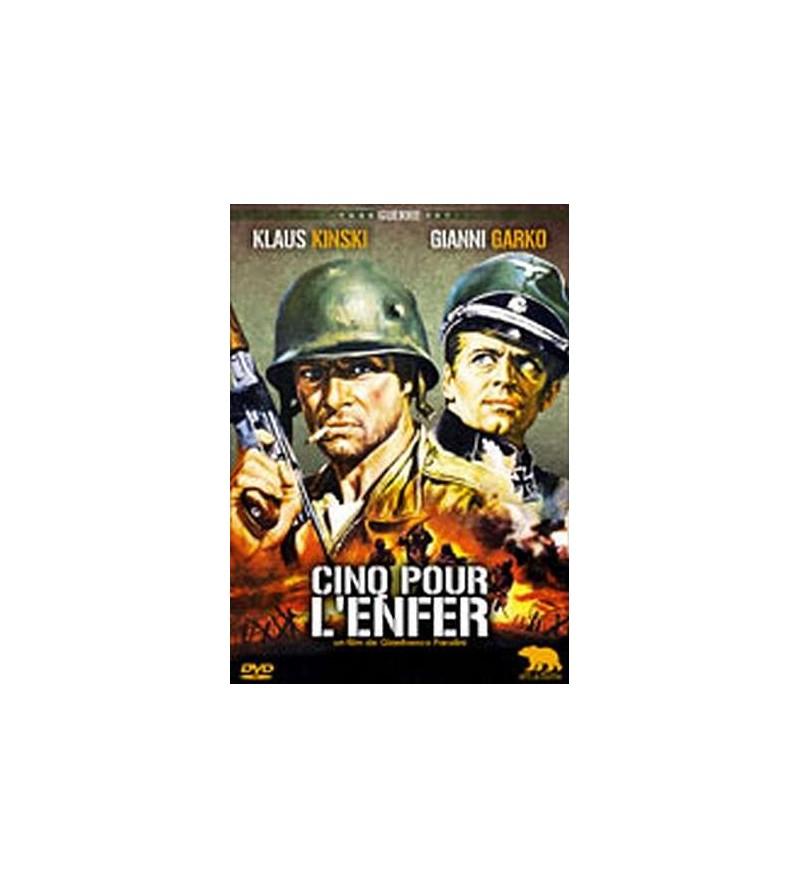 Cinq pour l'enfer (DVD)