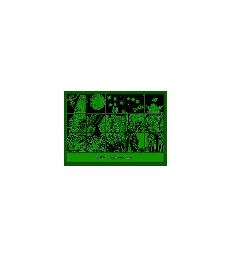 Carte postale L'uni-vert