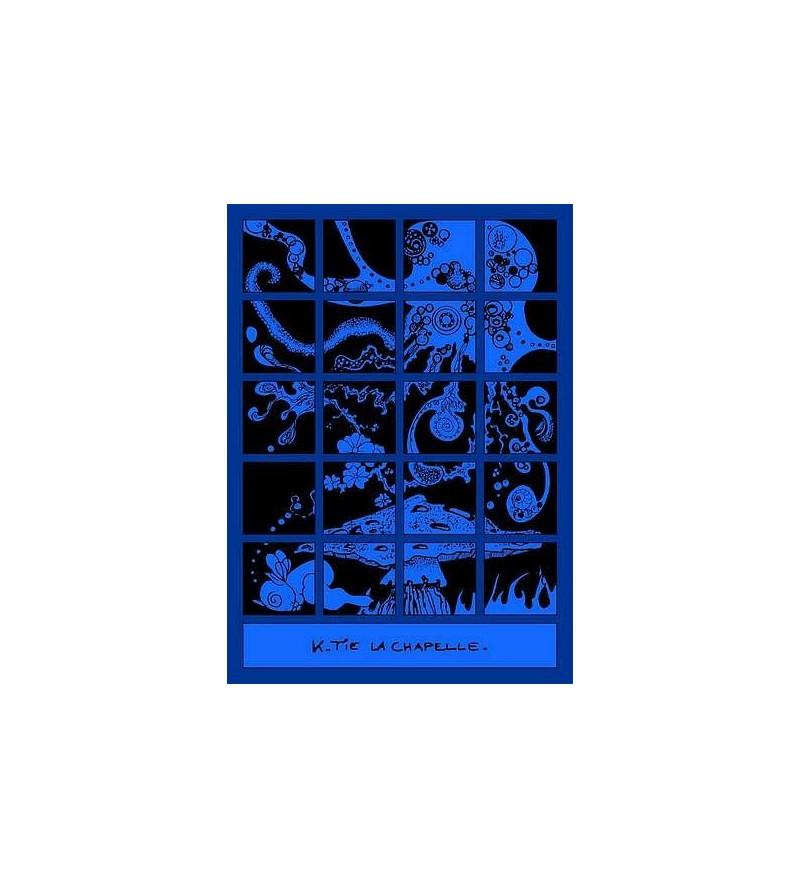 Carte postale Hallucinatory mushroom