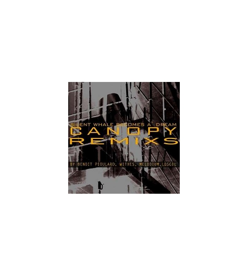 Canopy remixs (Ltd edition CD)