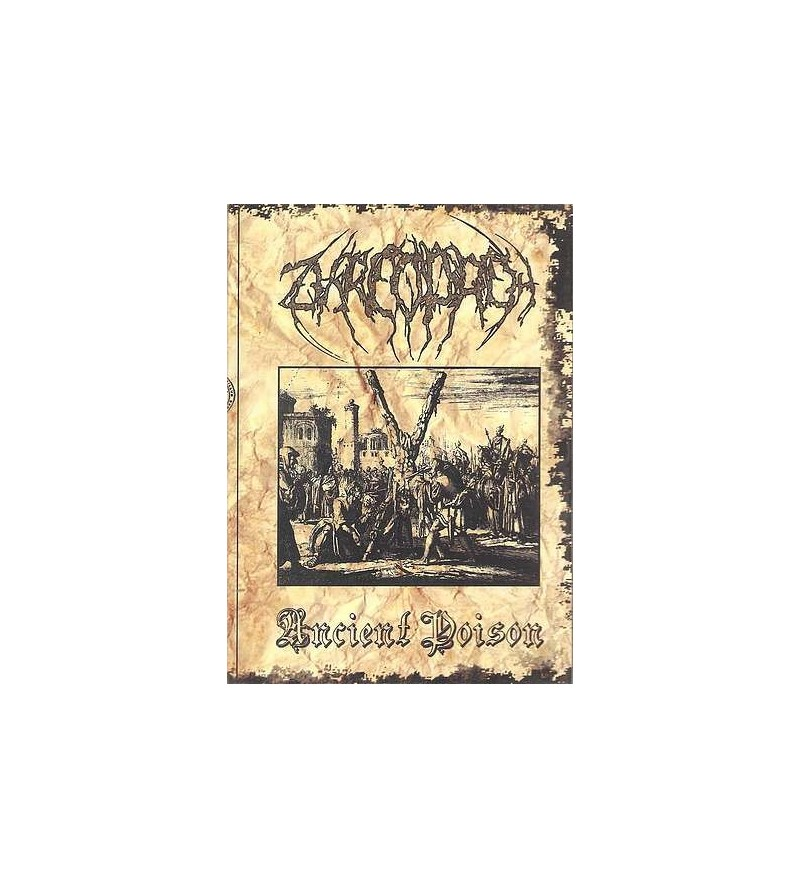 Ancient poison (Ltd edition Cd-r)