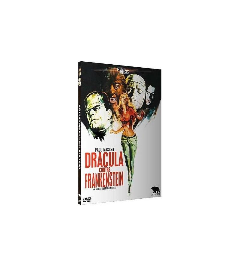 Dracula contre Frankenstein (DVD)