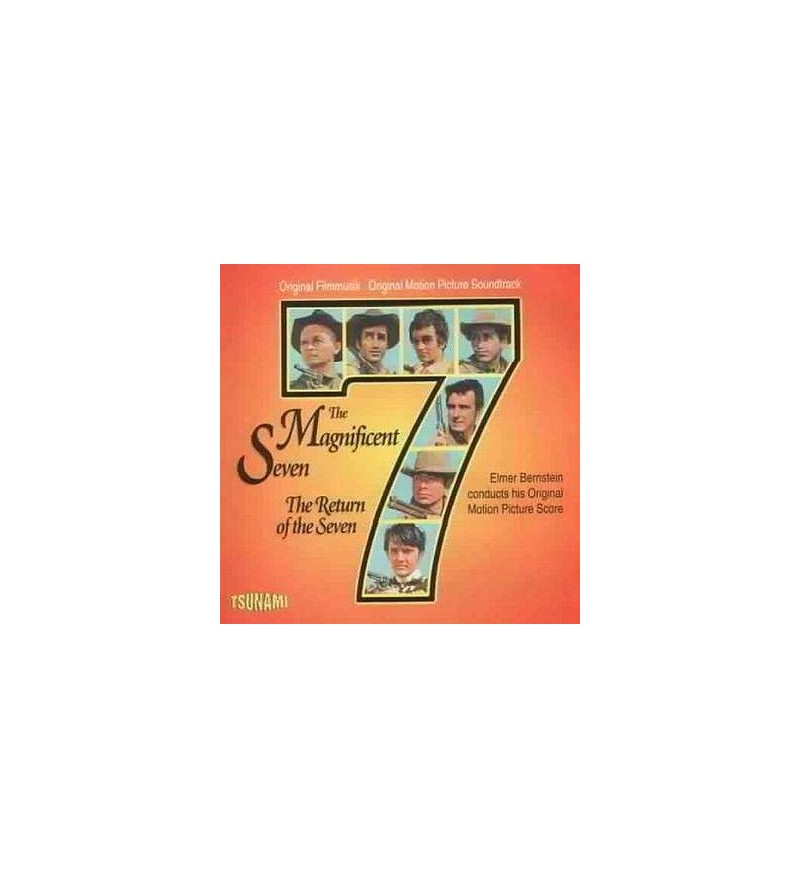The magnificent seven / The return of the seven (CD)