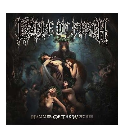 Hammer of the witches (Ltd edition CD)