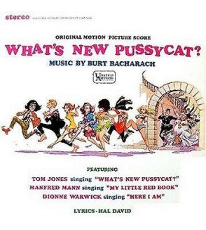 What's new pussycat (CD)