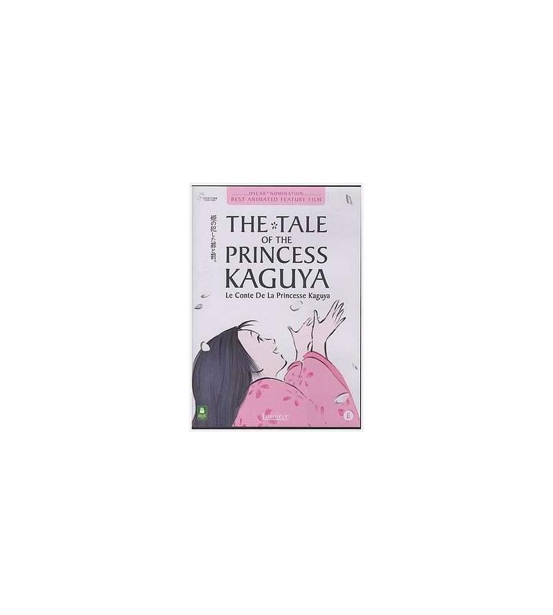 Le conte de la princesse Kaguya (DVD)
