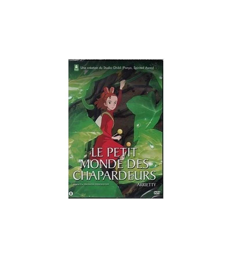 Arrietty - Le petit monde des chapardeurs (DVD)