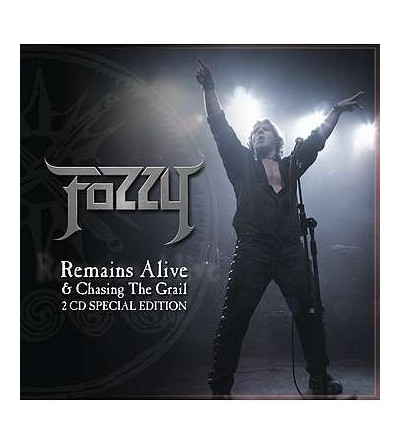 Remains alive & chasing the Grail (2 CD)