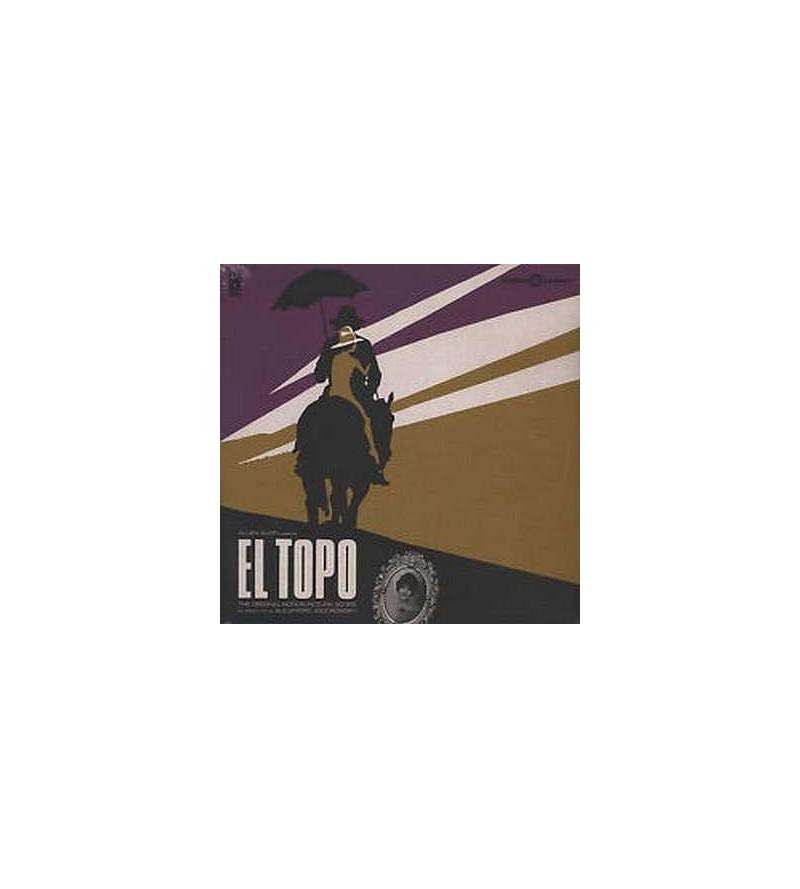 El topo soundtrack (12'' vinyl)
