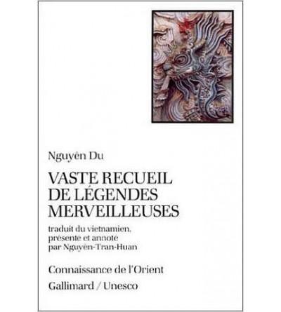 Vaste recueil de légendes merveilleuses