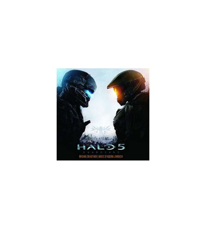Halo 5 : guardians (2 CD)