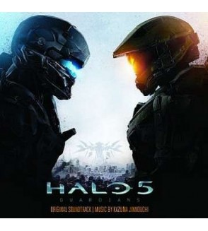 Halo 5 : guardians (2 CD)
