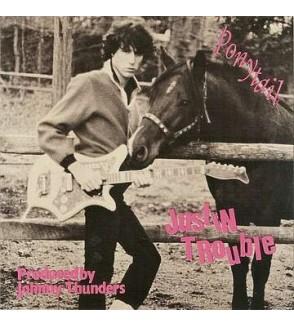 Ponytail / No love (7'' vinyl)