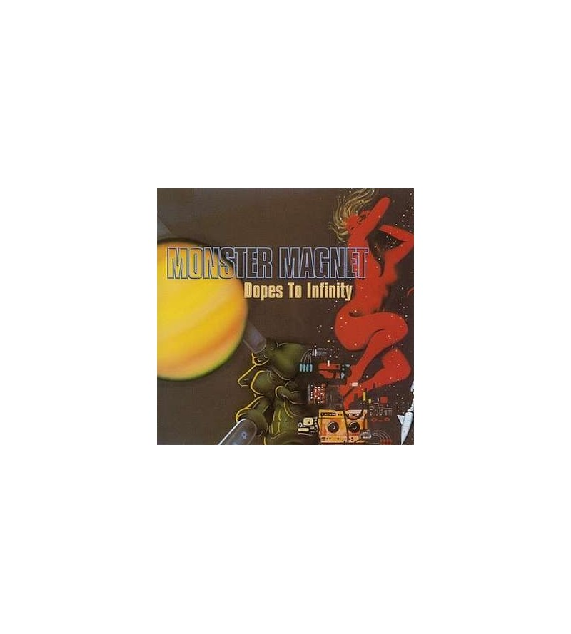 Dopes to infinity (CD)