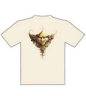 T-shirt beige Korrigan patriarche