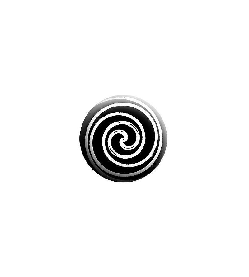 Badge Double spirale