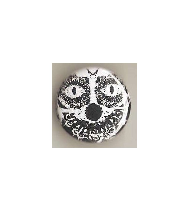 Badge Masque calavera